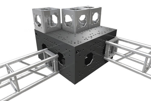 smart block for trusses